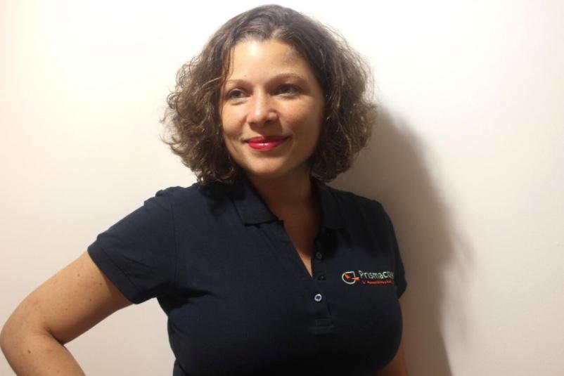 Laurie Pinaud-Rongier, Gérante de Prismaccess