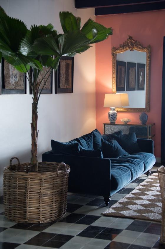 Aranzana Villa Appoline salon rdc-1