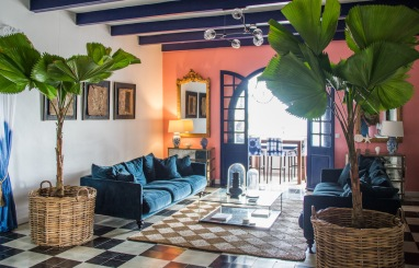 Aranzana Villa Appoline salon rdc-3