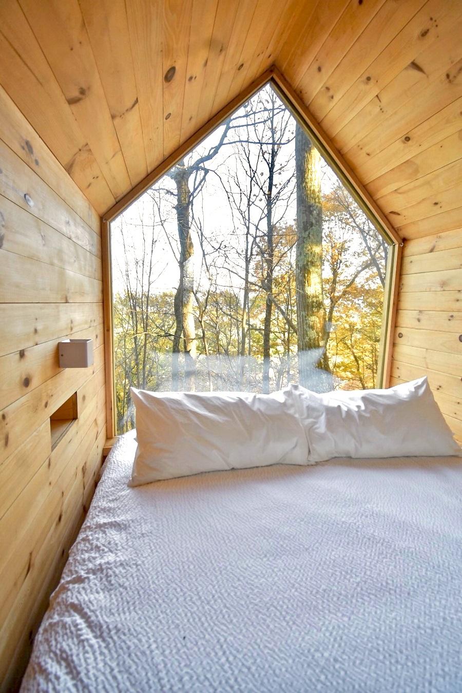 Chambre d'une Tiny House